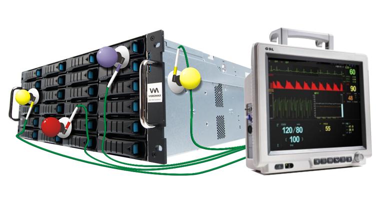 Мониторинг состояния сервера в системах видеонаблюдения